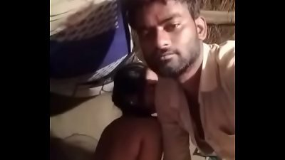 Desi teen boy pounding older aunty By room part 1