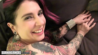POV Anal Pounding For Joanna Angel's FINE ASS, Ass!